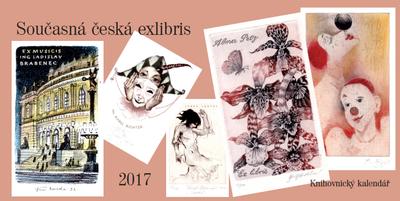 Kalendář 2017 - obálka