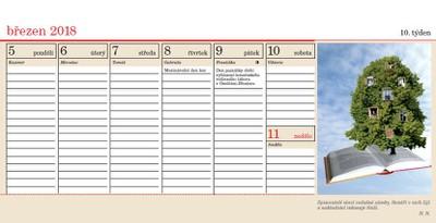 Kalendář 2018, ukázka 2